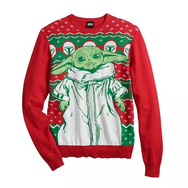 Baby Yoda Ugly Christmas Sweaters
