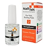 Apply a Nail Strengthener