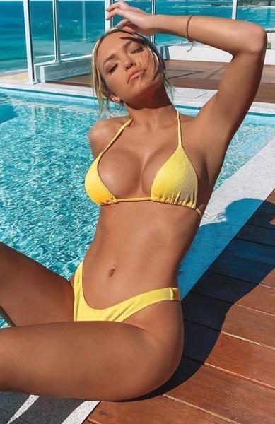 Bikini outfit grande ariana Bikini :