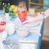 Strawberry Rosé Margarita