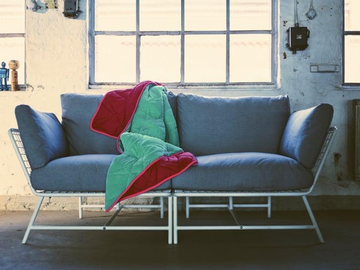 Corner Easy Chair With Cushions And Sleeping Bag 69