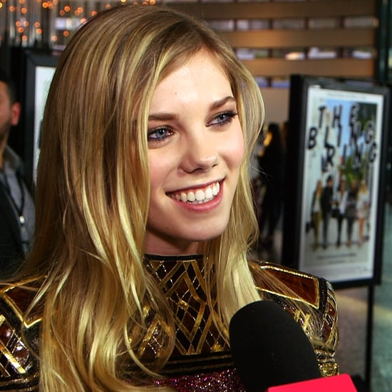 Claire Julien Interview at The Bling Ring Premiere (Video)