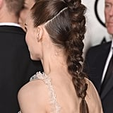 Rooney Mara  at the 2016 Golden Globes
