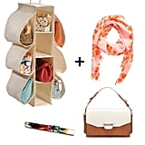 How to Organize Bags and Accessories