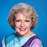In 1985, Betty White Switched Up Her Lip Color to a Brick Hue