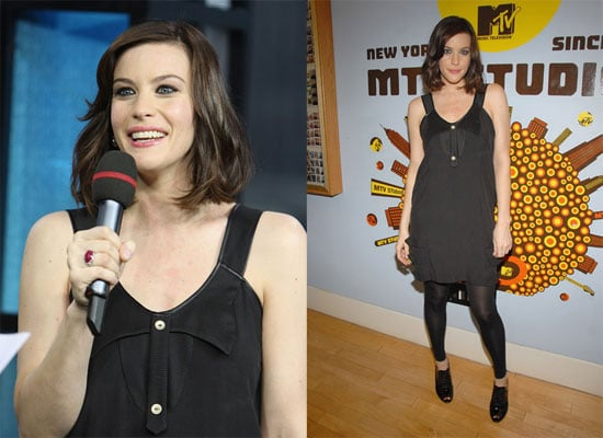 Liv Tyler on MTV's TRL