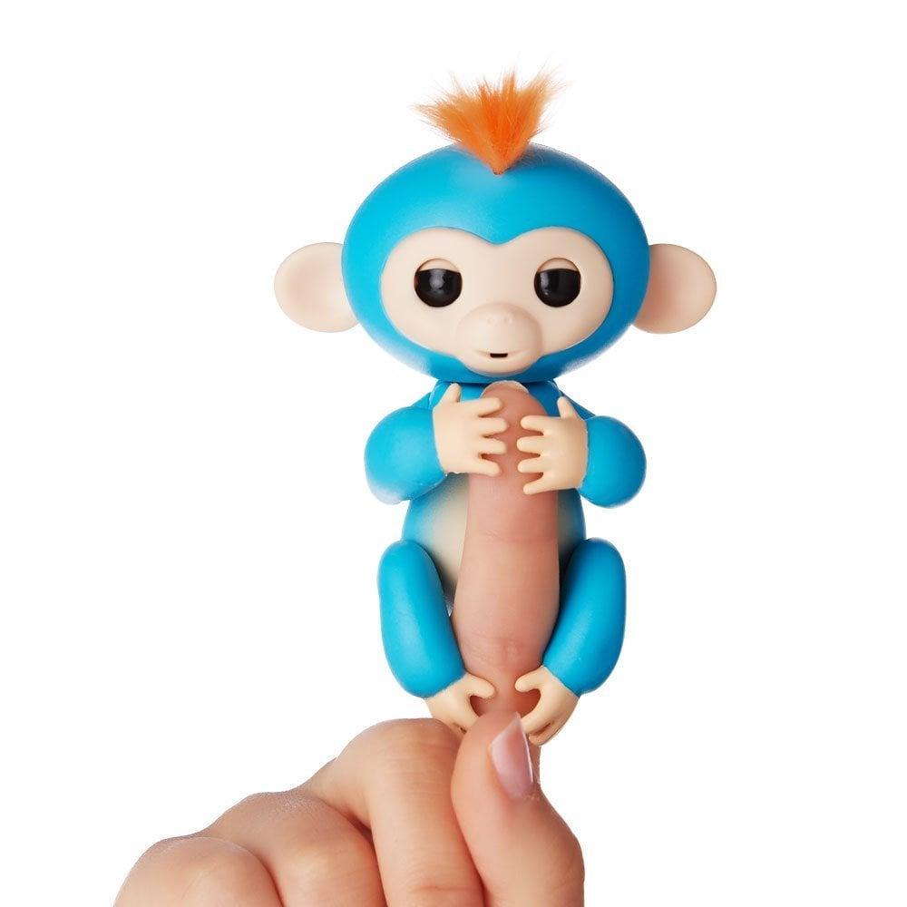 Fingerlings Baby Monkey in Blue
