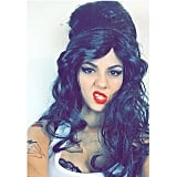 Victoria Justice as Amy Winehouse