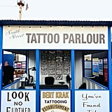 Or get a tattoo . . .