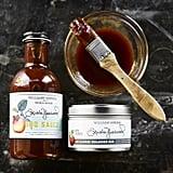 Trisha Yearwood's BBQ Sauce and Applewood Molasses Rub