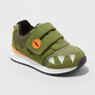 Green Monte Sneakers
