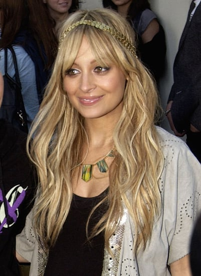 Nicole Richie Designs Shoes and Clothes