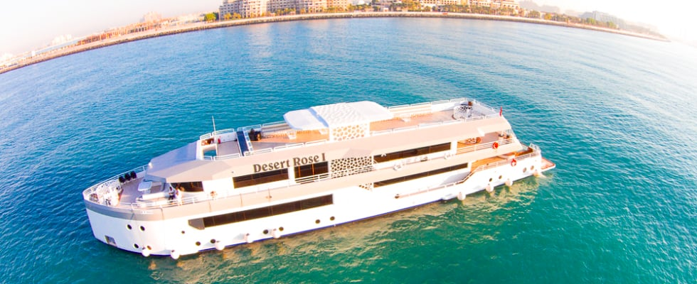 Uber Dubai Launch All-You-Can Eat-Drink Brunch Yacht Party
