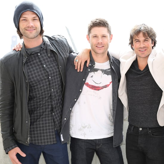 The Vampire Diaries and Supernatural at Comic-Con 2015