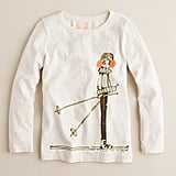 J.Crew Hit the Slopes Tee ($38)