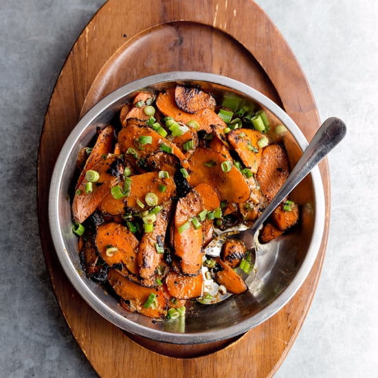 Red Miso-Glazed Carrots Recipe