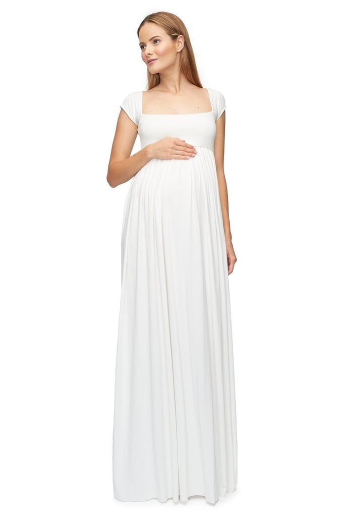 Easy elegance is not hard to come by with this Rachel Pally Cap Sleeve Isla Dress ($238). It comes in four colors, but we love it most in white.      37804333