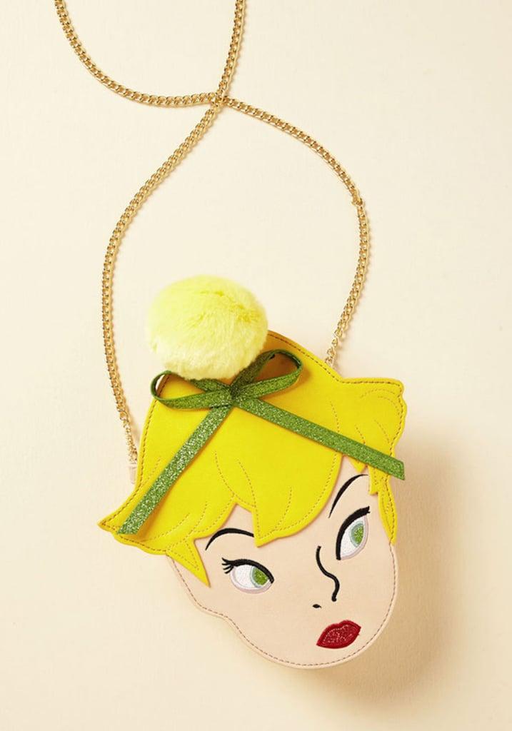 Danielle Nicole x Disney Tinkerbell Faux Leather Crossbody Bag ($68)