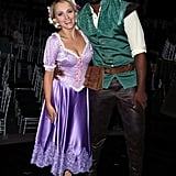 Evanna Lynch's Tangled Performance on Dancing With the Stars