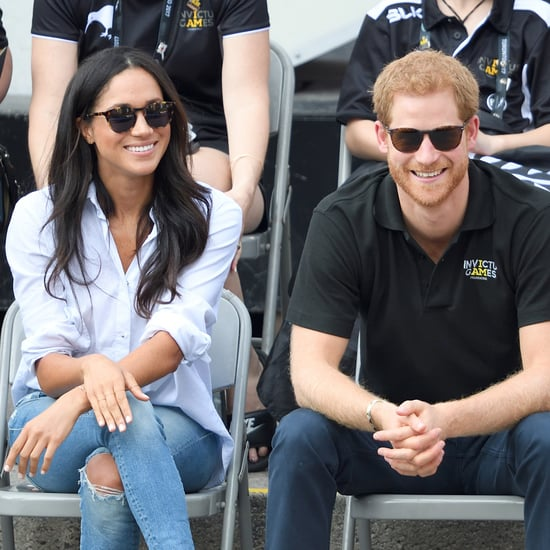 "Yes, Meghan Markle's ""Husband Shirt"" Was an Engagement Hint"