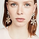 Elsa: BaubleBar Icicle Drop Earrings