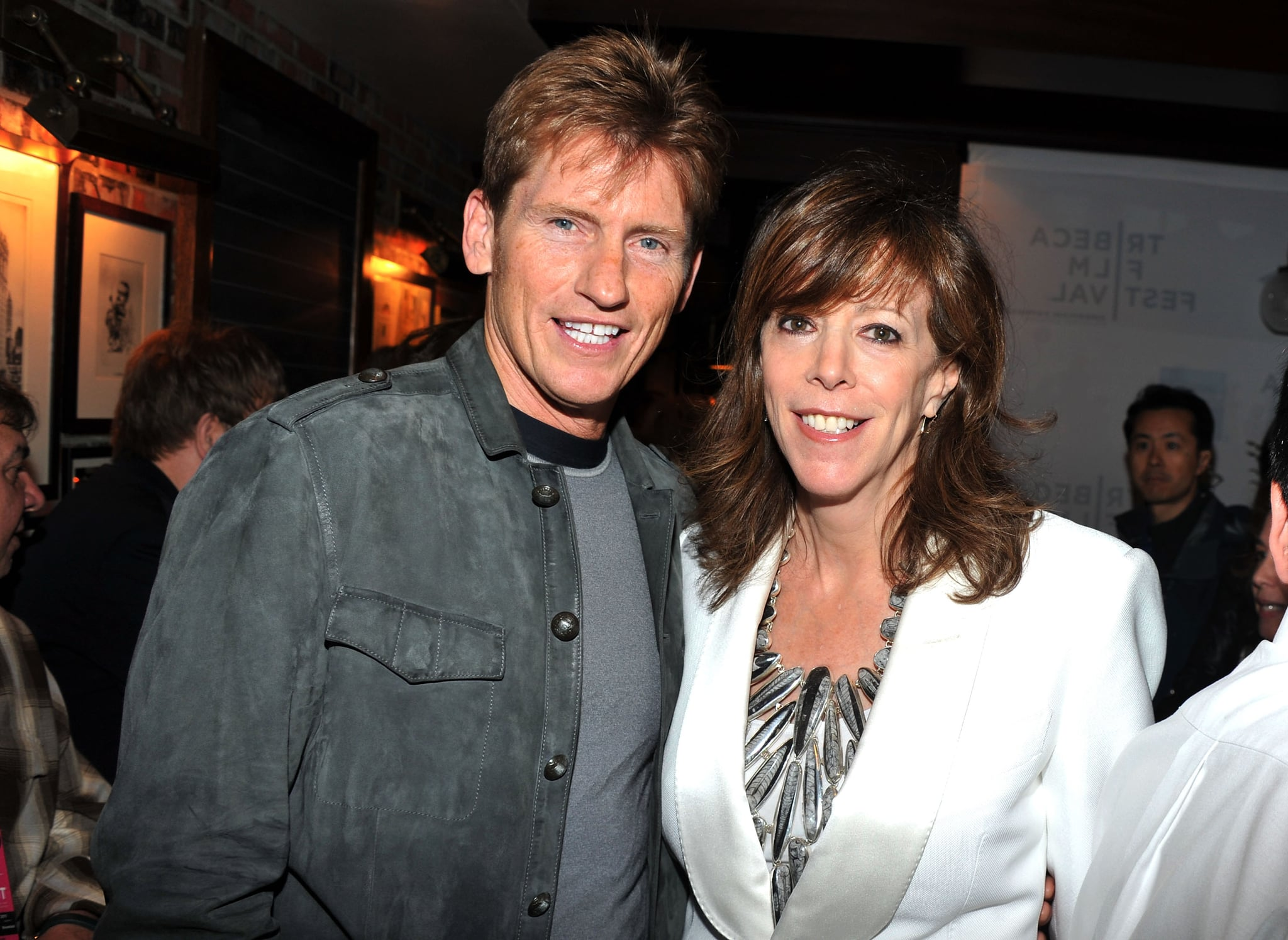 Denis Leary and Jane Rosenthal