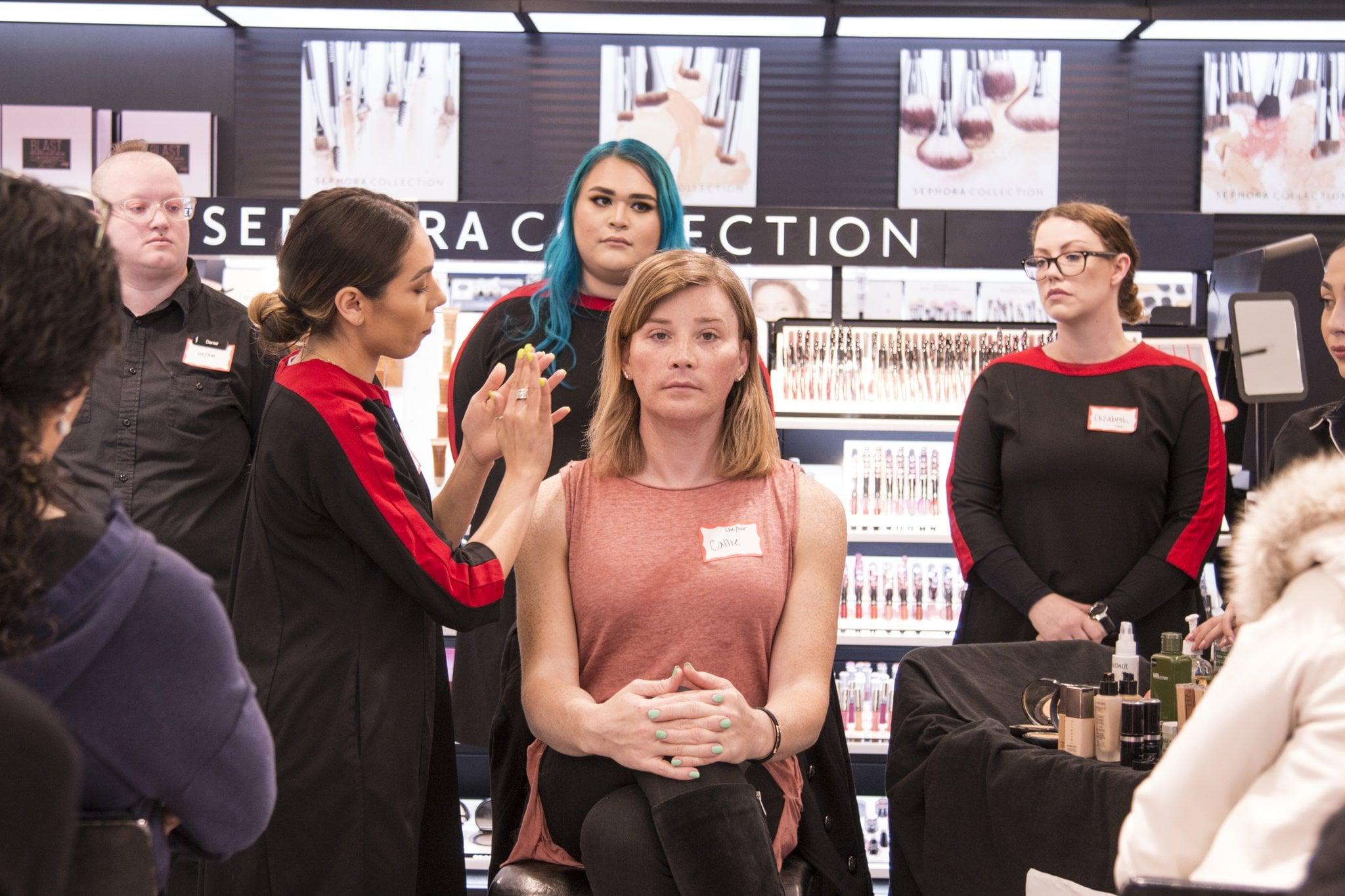 Makeup Consultant At Sephora | Saubhaya Makeup