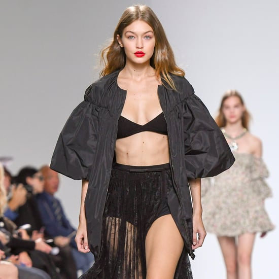 Gigi Hadid's Sexiest Runway Moments