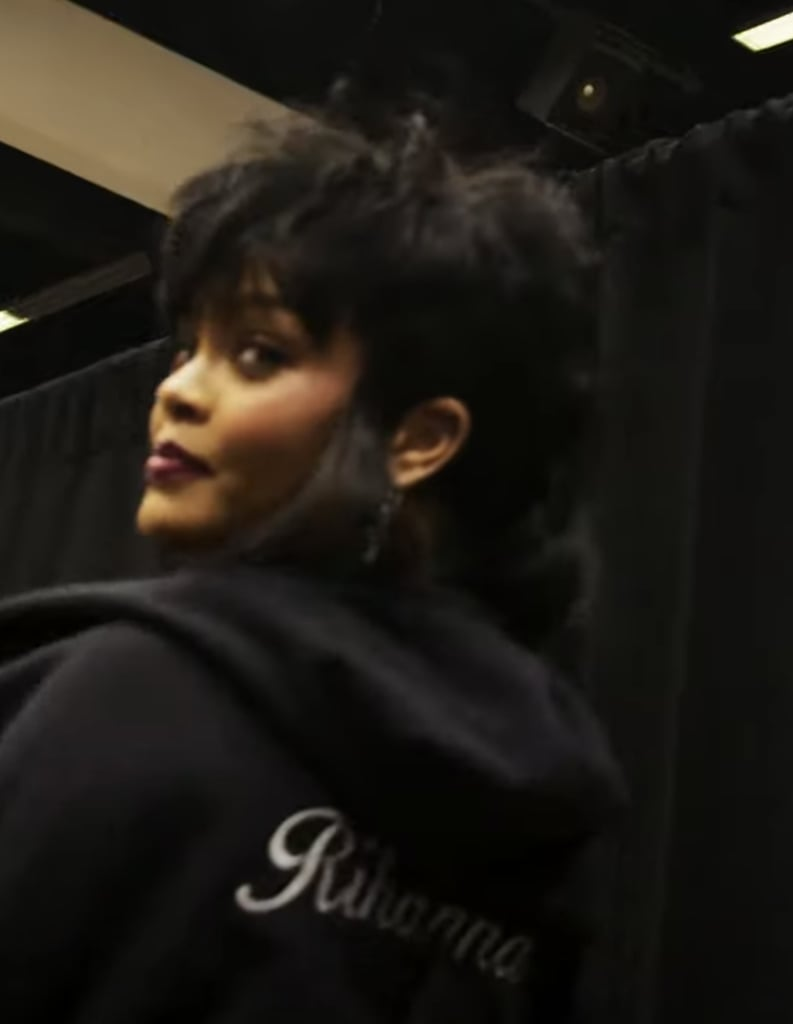 Rihanna's Mullet — Business in the Front