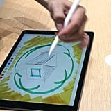 The Apple Pencil opens up options on the iPad Pro.