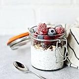 Keto: Yogurt Chia Pudding Parfait