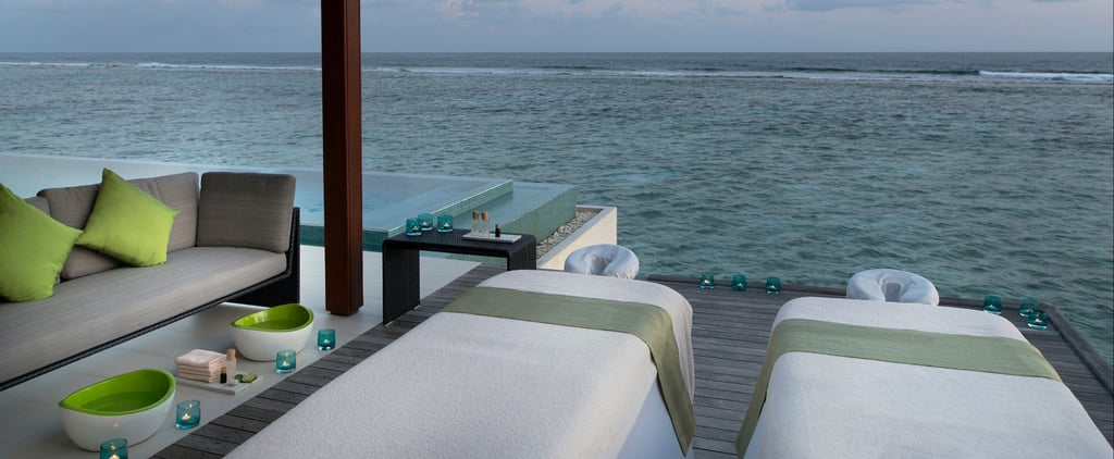 Drift Spa, Niyama Private Islands, Maldives