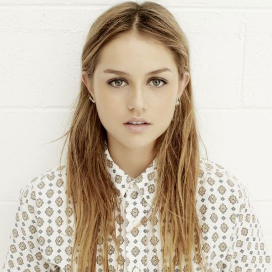 Isabelle Cornish Is New Face of Tony Bianco: We Quiz Her