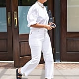 How to Wear Jeans: Tracee Ellis Ross