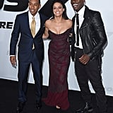 Pictured: Ludacris, Michelle Rodriguez, and Tyrese