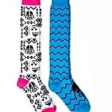 Women's Two Pack Knee High Socks ($10)