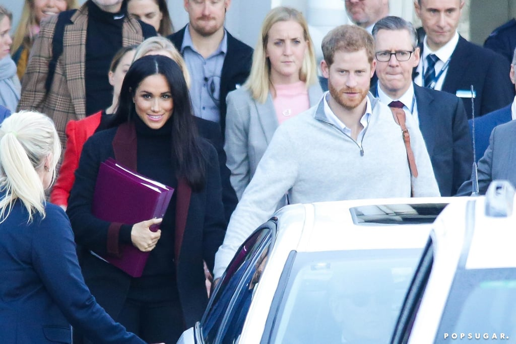 October: When They Kicked Off Their Royal Tour of Australia Holding Hands