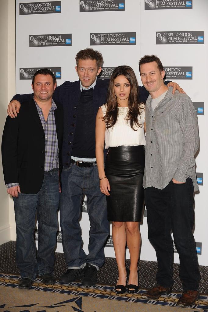 Black Swan London Film Festival Press Conference
