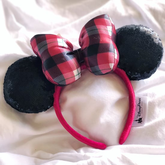 Disney's Holiday Minnie Mouse Ears 2018