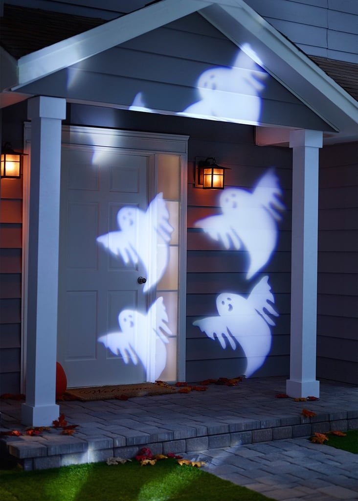Philips Ghost Halloween Motion Projector ($20) | Halloween Porch ...