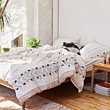 Asher Fringe Comforter Snooze Set