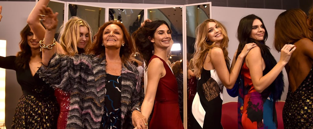 The 10 Things You Need to See From DVF's Fall '16 Show