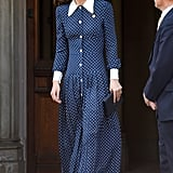 Kate Middleton Stepped Out in Her Polka-Dot Dress For an Event in May 2019