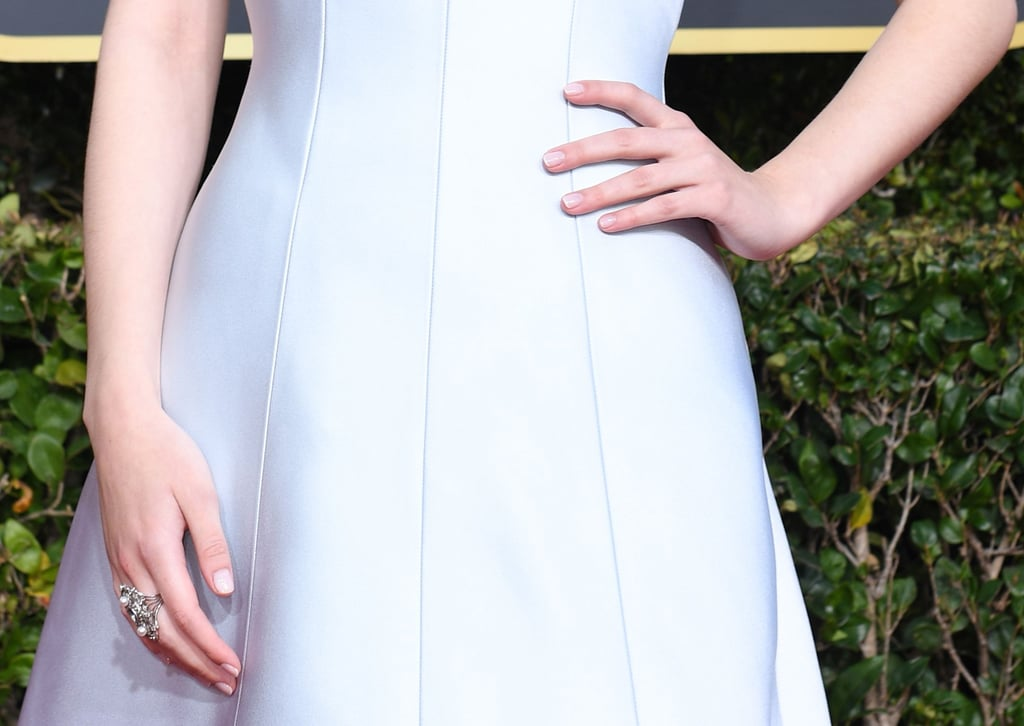Dakota Fanning at Golden Globes