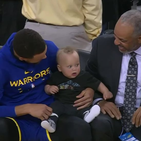 Steph Curry's Son's First Basketball Game March 2019