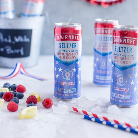 Smirnoff Released a New Red, White, and Berry Seltzer