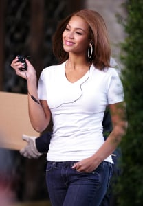 Beyonce Is The New Face Of Samsung Electronics