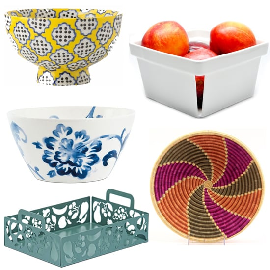 Beautiful Baskets For Storing Summer Fruit