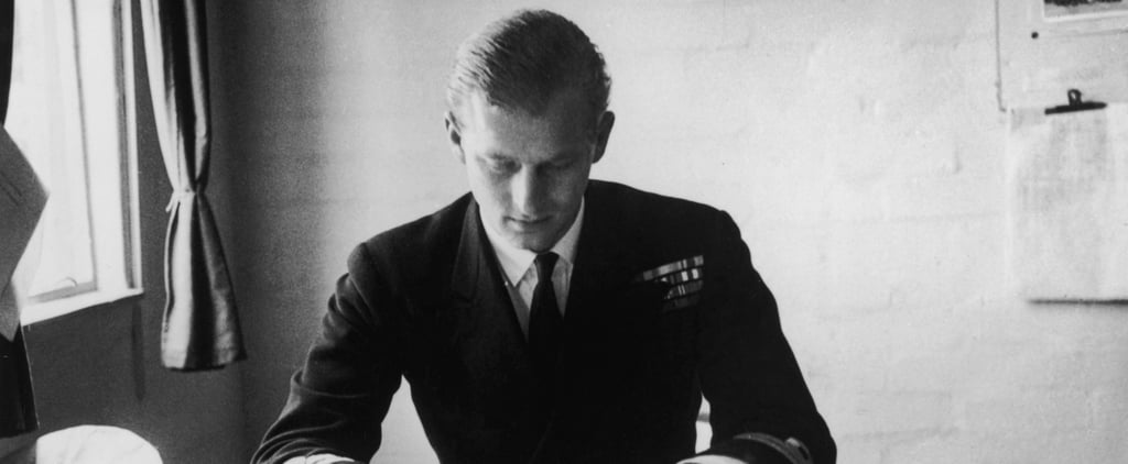 Rare Pictures of Prince Philip, Duke of Edinburgh