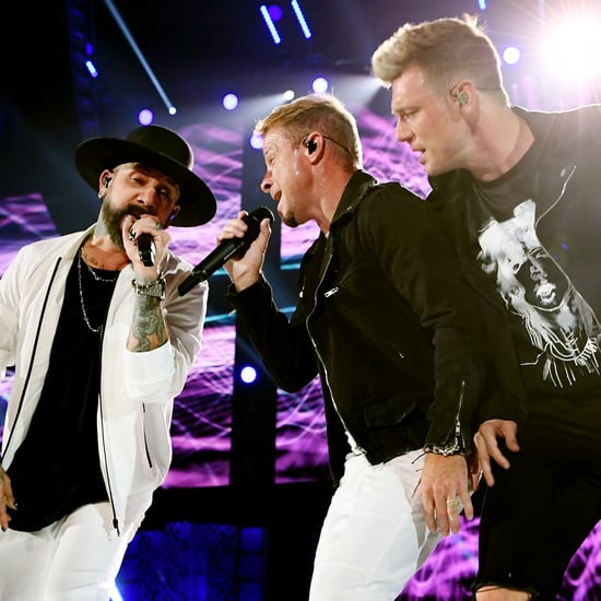Backstreet Boys iHeartRadio Music Festival Performance Video